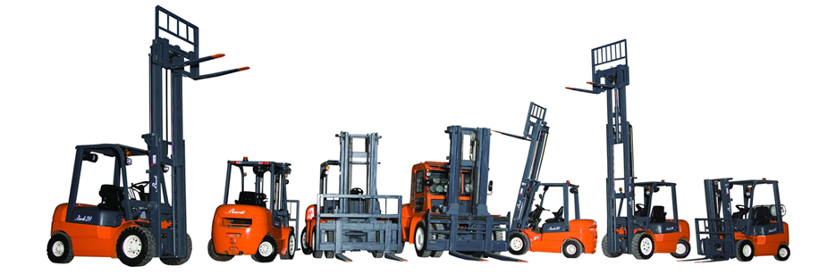 Sourcing New and Used Forklifts